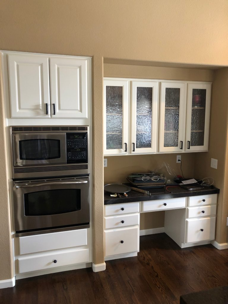 Kitchen Cabinet Painting January 2019 Evergreen Painting